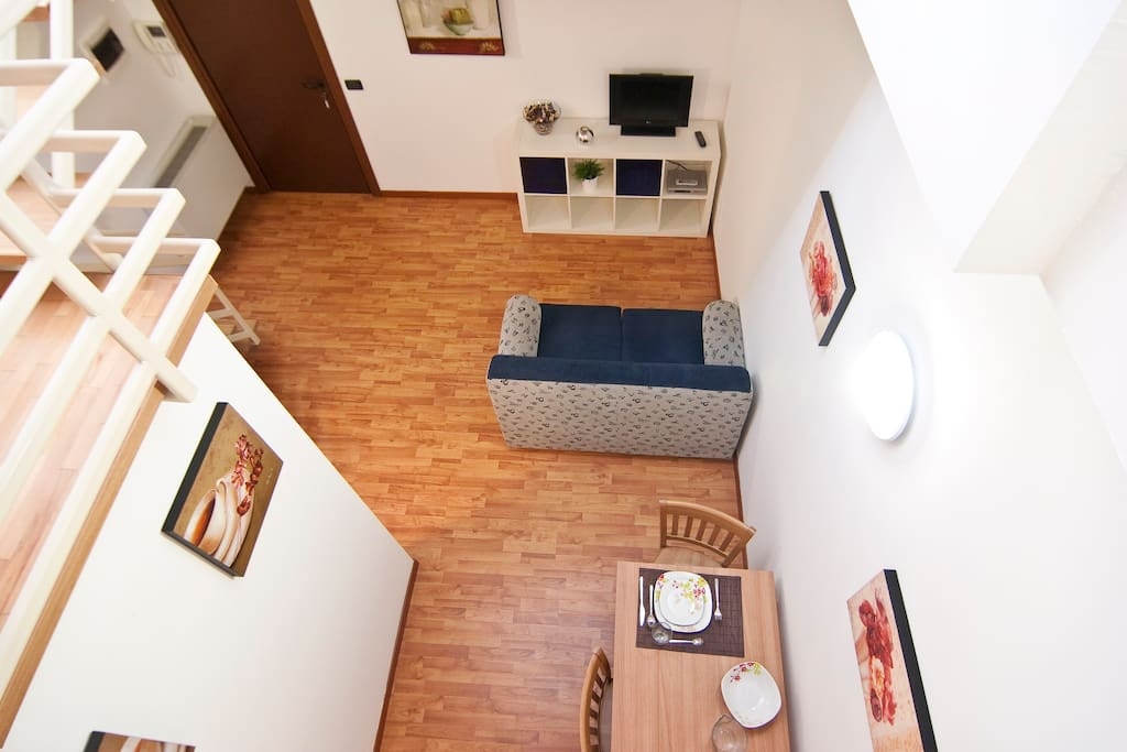 Your Loft Near the Heart of Milan5
