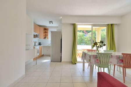 One bedroom apt w pool and tennis - Mougins - Apartment