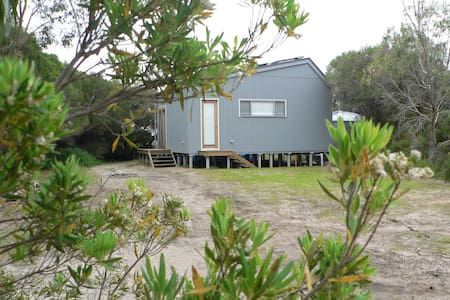 Bungalow on secluded hectare - Queenscliff