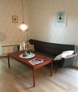 2BR Appartment in idyllic Sandviken - Pis