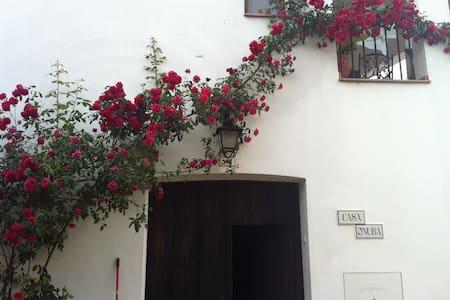 Casa Onuba: preciosa casa 9 pers. - Fuenteheridos