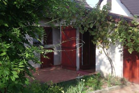 Chambre sur jardin - House