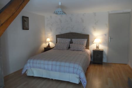 "Couet'& Café ""Beauval"" - Seigy - Bed & Breakfast"