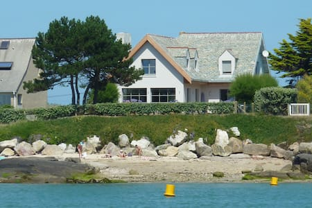 Normandy, large house by the sea - Réville - Haus