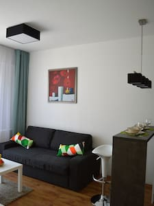 Lovely apt in the historical city center - Apartment