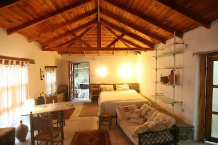 Restauriertes Dorfgebäude - Pousada