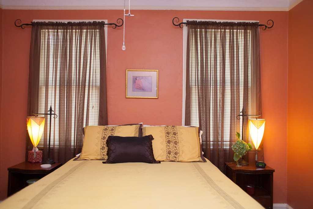 The Guest Suite - Your room!