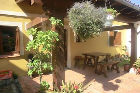Cerezal 1, casa en plena naturaleza - Casa