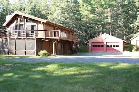 Mountain House - Oquossoc - Rangeley
