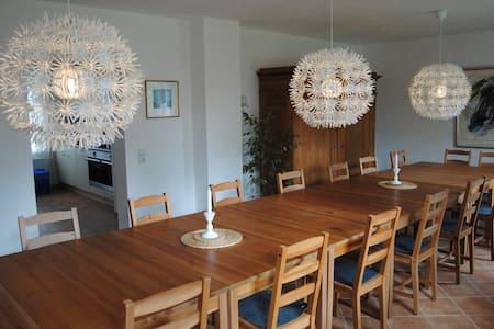 XXL-Ferienhaus in Strandnähe; top! - Tönning