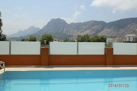 New 1+1, Antalya, 700 m to the sea