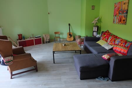 Appartement de 115m2 à la porte des Hautes Vosges - Plombières-les-Bains - Apartament