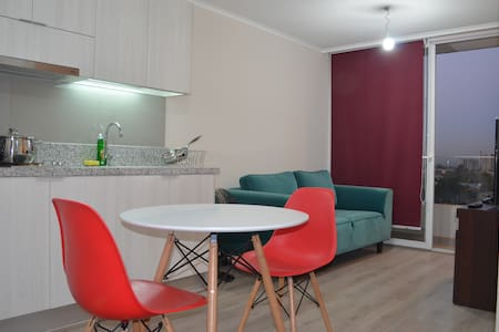 New apartment 1B1B near subway - Santiago