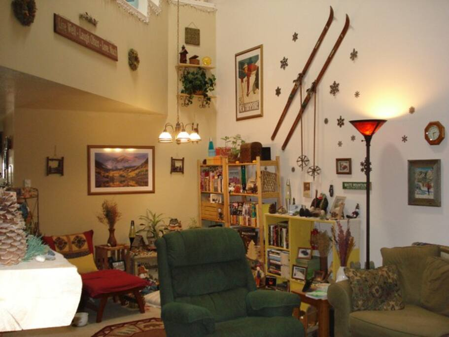 Room in terrific Park City condo!