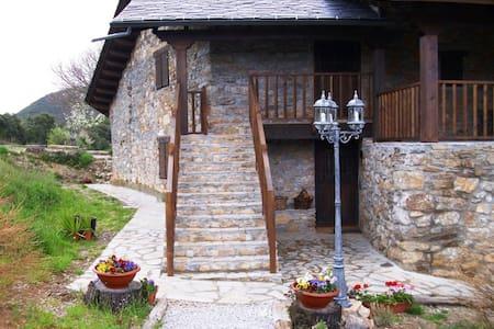 Rural Médulas 1. Casa rural en precioso entorno - Campañana - Casa