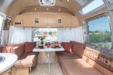 Airstream Adventure in Wine Country - Camper/RV