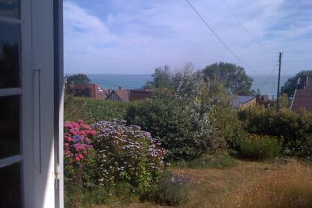 GITE VUE SUR MER  Hte-Normandie 76 - Rumah