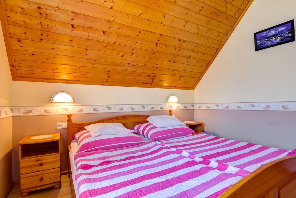 2 bedrooms apartment in Héviz/1-4 P
