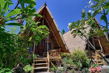 Gili Guesthouse Bungalow (02) - Dom