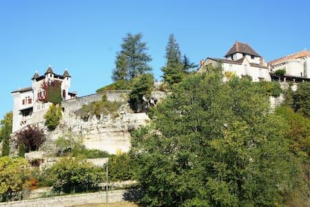 Le Château de Condat - Dům