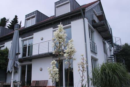 Modernes Haus am Stadtrand von Nürnberg - Schwabach