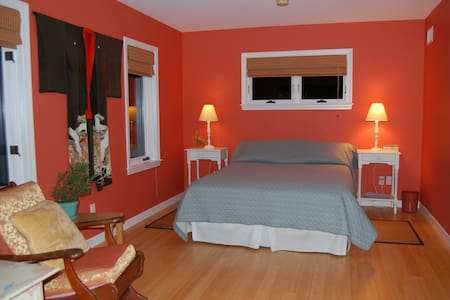 Vermont guest room suite - Tunbridge - Casa