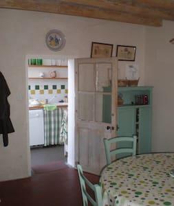 Maison  au coeur d'un village - Les Rosiers-sur-Loire - Hus