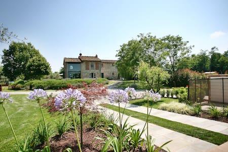 Villa Gourmet: pool,park,food,wine - Villa