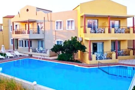 Κatrin Beach Apartments - Maleme