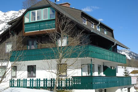 Alpenland Apartment 4 Ramsau - House