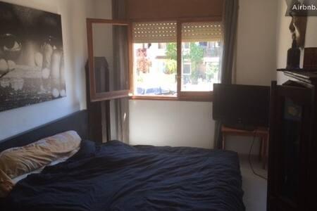 habitación muy soleada y tranquila - Wohnung