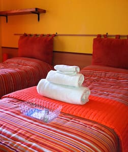 Rooms in villa - the airport BGY - Bed & Breakfast