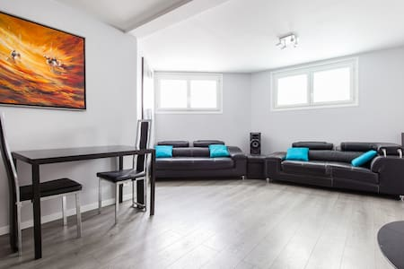 Sweet & Lovely flat near Paris for 8 persons max - Saint-Ouen - Appartement