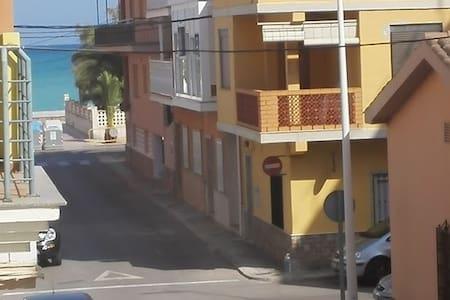 Apartamento en playa de Moncofa - Appartement
