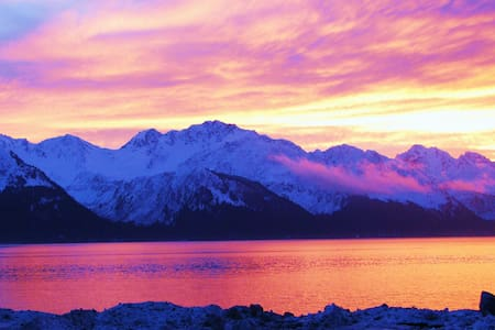 Arctic Paradise B&B, Seward, Alaska - Bed & Breakfast