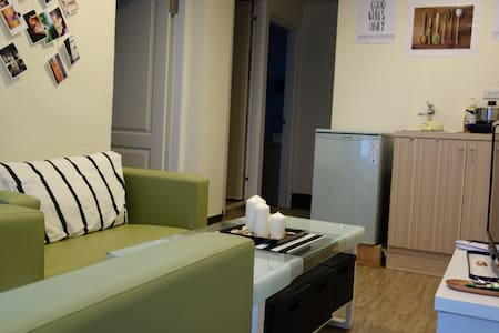 Cozy Vegan flat in the heart of local night market - Lakás