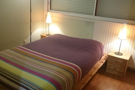 Bedroom in safe/quiet place - Dreux - Apartament