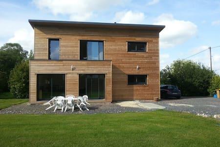 Maison bois au calme avec terrain - Dům
