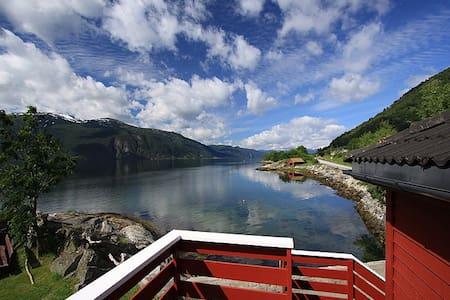 Lunden Ferie - Fjordidyllen 1 - Lejlighed