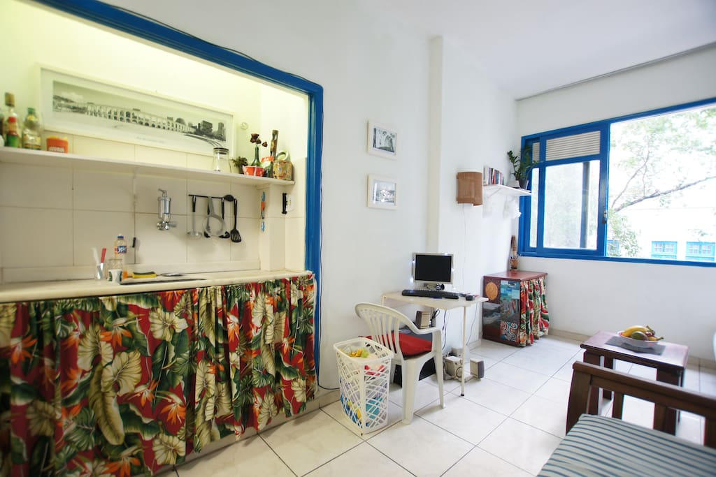 Apartment Available Rio Centro - Lapa!