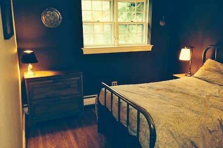 Comfy room, lovely home, big garden - Laverock