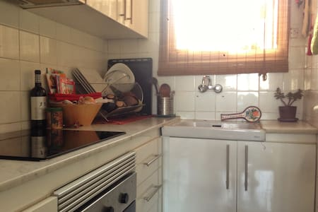 This is my apartment and is only available when I am in vacation too ;)  As you can see in the pictures, the apt is equipped with everything needed for a great holiday. WIFI.