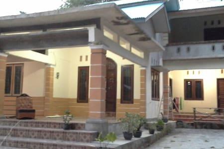 Homestay Panji & Vadila - Haus