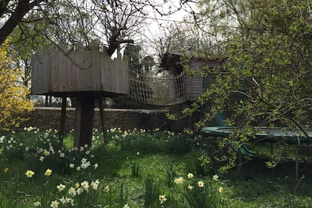 Hollies Farm - Oxfordshire heaven - Oxfordshire - House