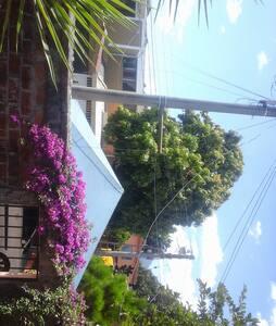 Habitación privada El Salvador - Szoba reggelivel