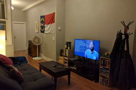 Private room w full bathroom in Bushwick - Apartment
