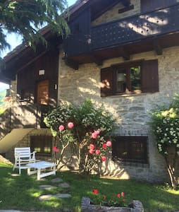 Chalet Apartments with 2 bathrooms - Palleusieux - Apartment