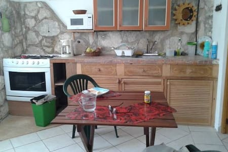 studio very near from the beach - Playa del Carmen - Huis