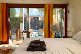 Picture of Private studio airco, central, close to the beach!