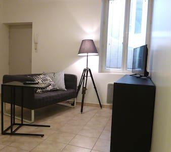 T1 centre ville St Affrique - Saint-Affrique - Wohnung